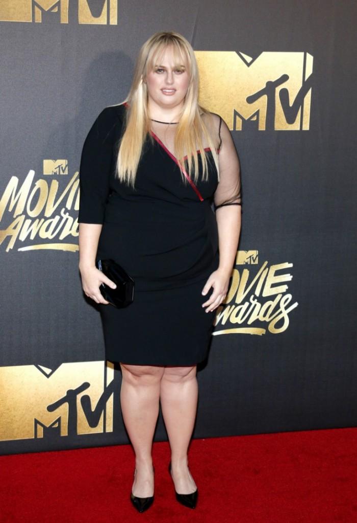 WTFSG_2016-MTV-Movie-Awards_Rebel-Wilson-Marina-Rinaldi-Black-Dress