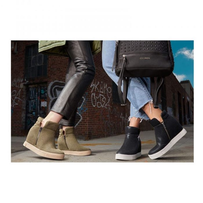 400365a30115 Walk This Way  Steve Madden Unveils Fall Shoe Styles - Wardrobe ...