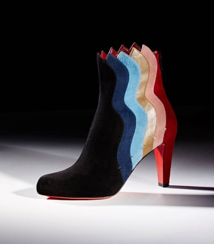 info for b7c95 e7d91 Be Dazzled: Christian Louboutin's Fall 2016 Shoes Really ...