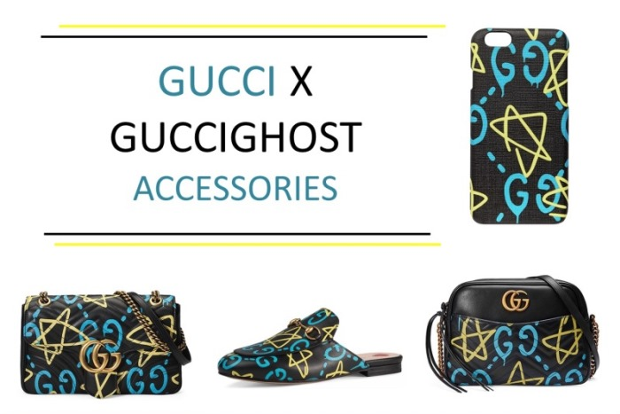 c67969ecf50 New Arrivals: Gucci Embraces Graffiti with GucciGhost Collab ...