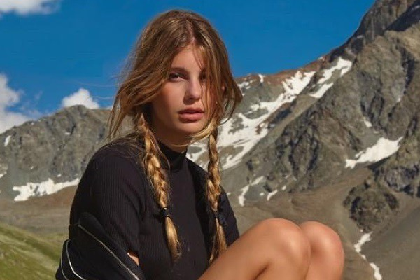 Camila Morrone Takes In The Outdoors For A Y Not Dead