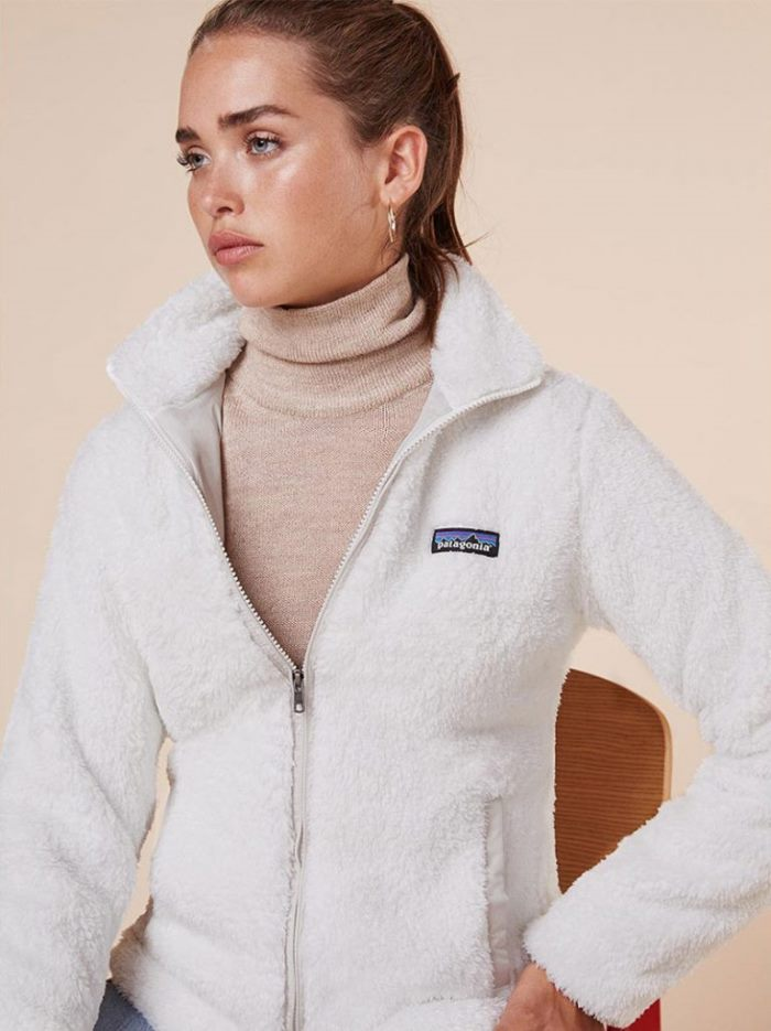 reformation-patagonia-los-gatos-fleece-jacket-birch-white