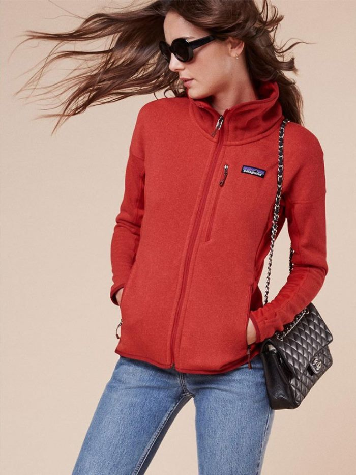 reformation-performance-better-sweater-fleece-jacket-french-red