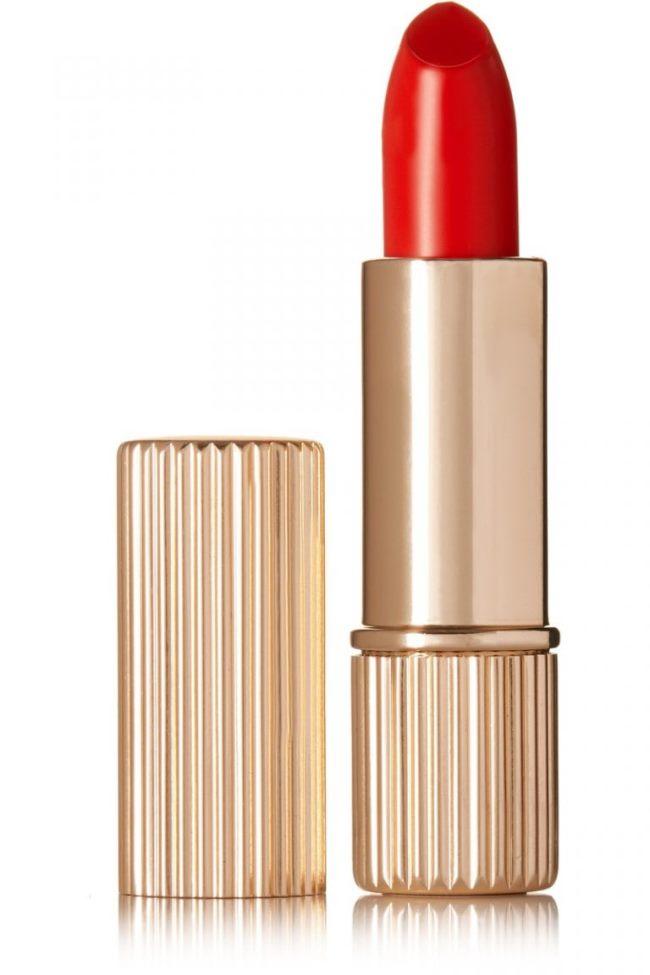 victoria-neckham-estee-lauder-lipstick-chilean-sunset
