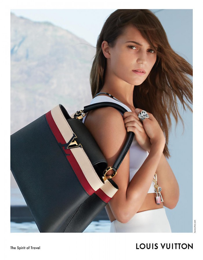 757573e870c5 Alicia Vikander Heads to Brazil for Louis Vuitton  Spirit of Travel  2017  Campaign