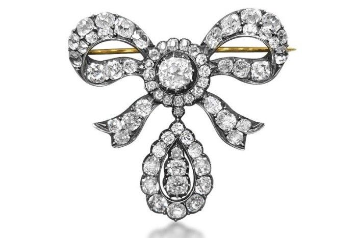 antique-diamond-bow-brooch-detachable-pendant