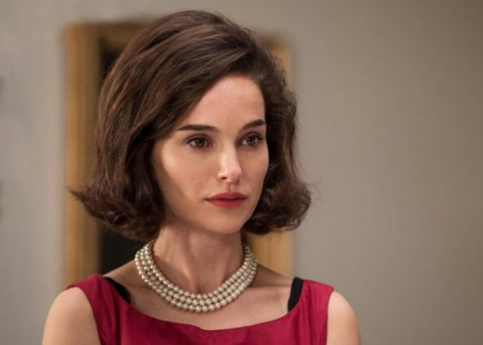 Natalie Portman Channels the Timeless Style of Jacqueline Kennedy in