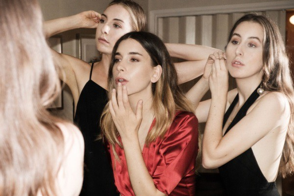Reformation haim designed the perfect party dress for Wtf is a haim shirt