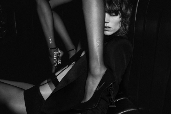 d7a5615be12 Saint Laurent's Provocative Spring 2017 Campaign - Wardrobe Trends Fashion  (WTF)