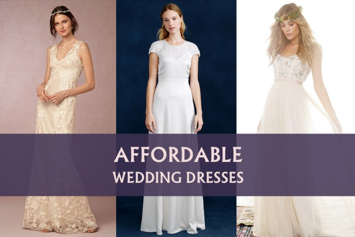 5 Places To Shop Wedding Dresses For Under $1,000