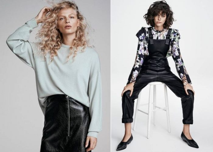 H M Goes Bold With 80 S Fashion For Latest Trend Guide Wardrobe
