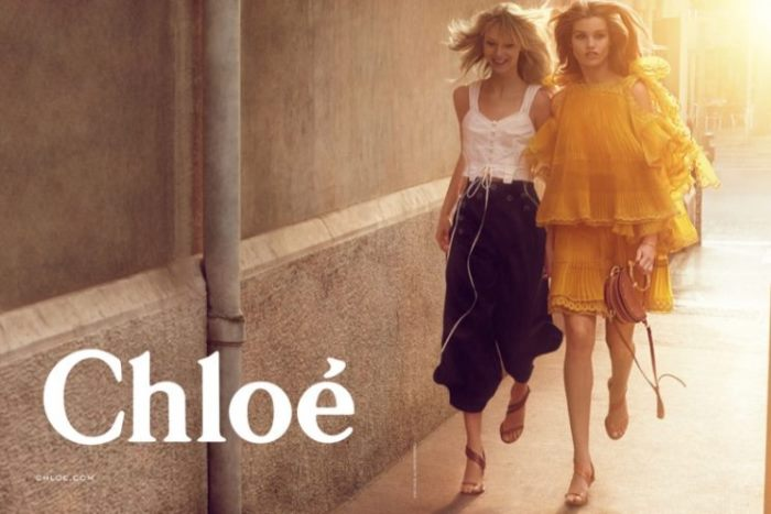 8fb6f843b8bc Chloe s Spring 2017 Campaign Features Sunny Styles - Wardrobe Trends ...