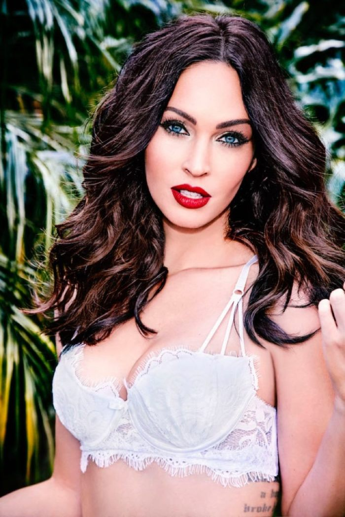 5adc250a7 Megan Fox Heats Up Frederick s Of Hollywood Lingerie Campaign ...