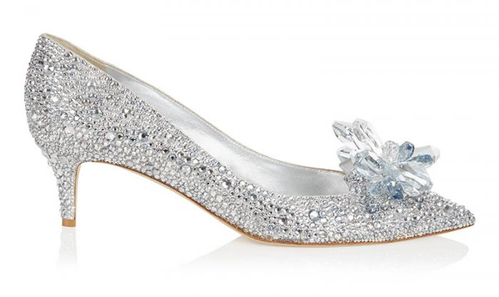 918e656f098a All That Glitters  Jimmy Choo Unveils  Cinderella  Styles - Wardrobe ...