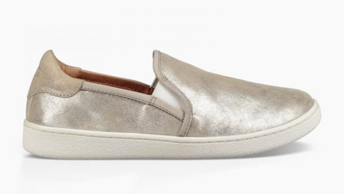 Shine Amp Sparkle 5 Glittery Sneakers From Ugg Wardrobe