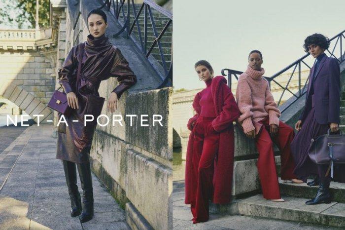 fdbea1fb113d Net-a-Porter Sets Fall 2017 Campaign in Paris - Wardrobe Trends ...