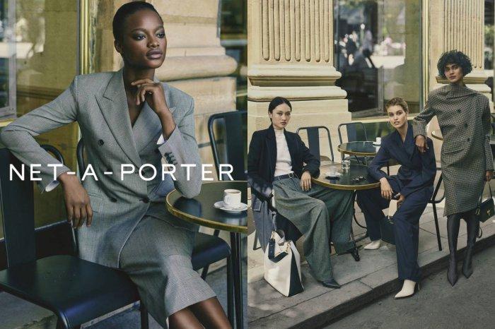 eaef413886b3 Fashion retailer Net-a-Porter spotlights dark prints in fall-winter 2017  campaign