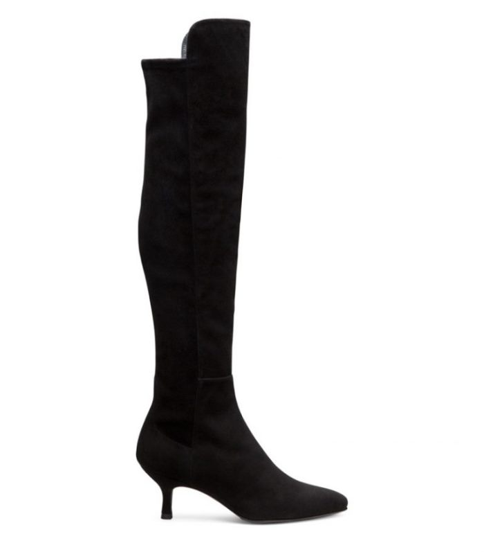All About The Boots See Stuart Weitzman S Fall Styles