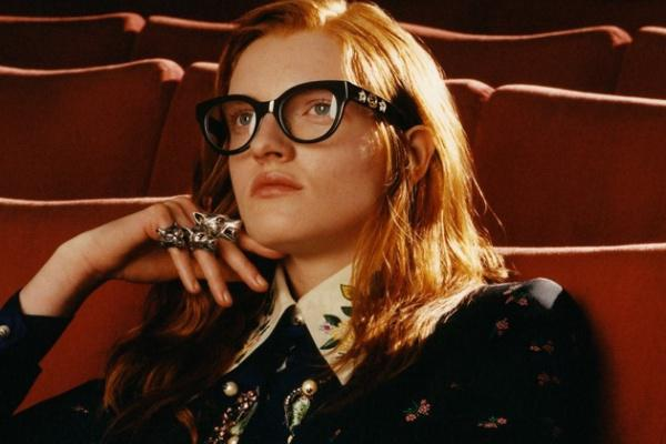 aabb2efa8bb Gucci Goes to the Movies for Fall 2017 Eyewear Campaign - Wardrobe Trends  Fashion (WTF)