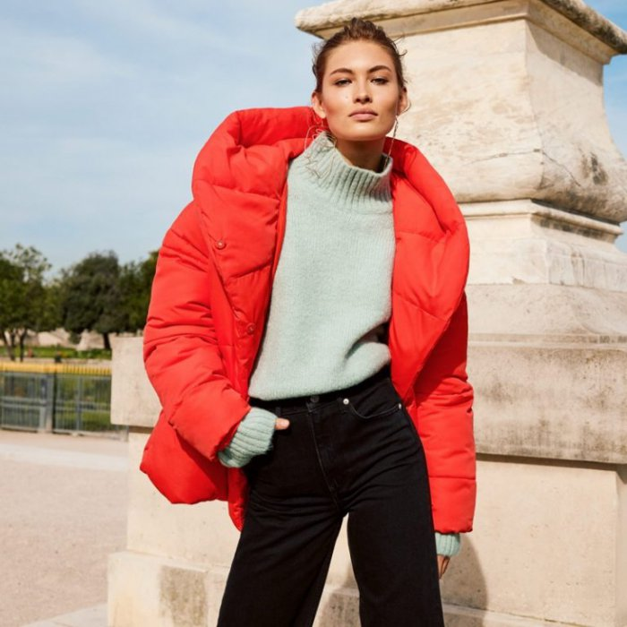 cost charm diversified in packaging world-wide free shipping Coats to Covet: 7 Winter Outerwear Looks from H&M - Wardrobe ...