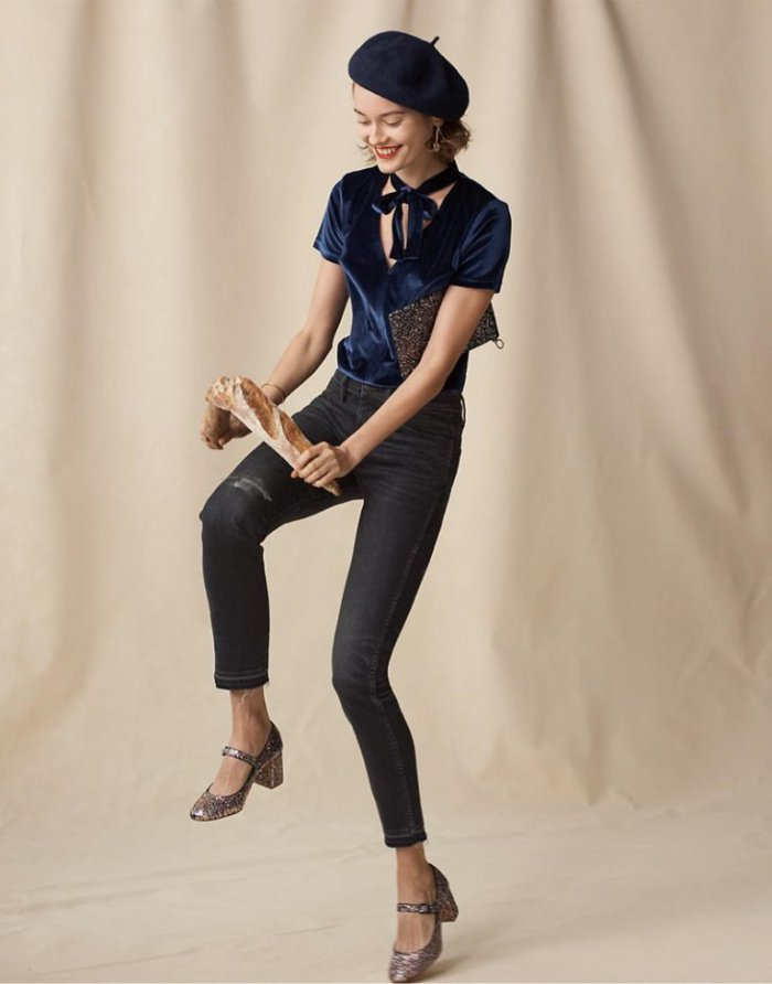 909ad6aeb6090 Winter Layers  Madewell Showcases Casually Cool Looks - Wardrobe ...