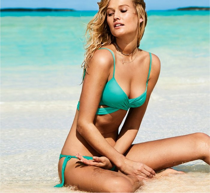 e0cf95972d8b4 Toni Garrn & Georgia Fowler Heat Up the Bahamas for Calzedonia ...