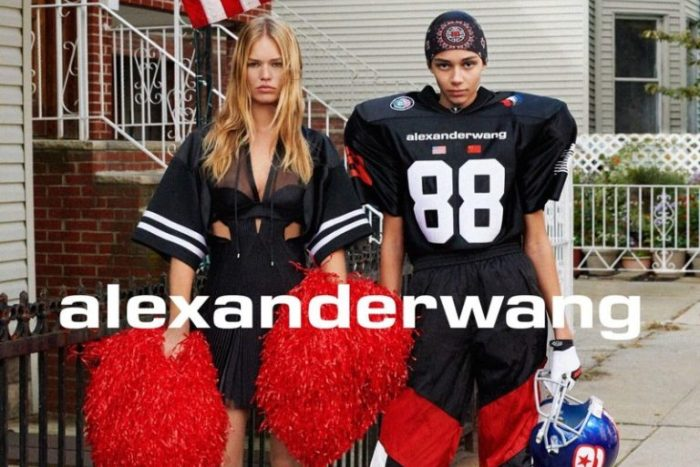 Alexander Wang Goes Americana for Collection 1 Drop 1 ...