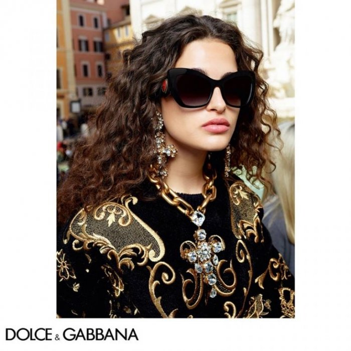 620fff3bf4 Dolce-Gabbana-Eyewear-Fall-Winter-2018-Campaign-8 - Wardrobe Trends ...