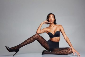 Jourdan Dunn is the New Face (and Legs) of Calzedonia b357d192a3d