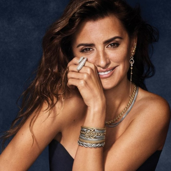 6941506b543a0 Penelope Cruz Shines in John Hardy Jewelry Campaign - Wardrobe ...