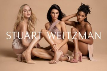 Kendall Jenner on her Stuart Weitzman Campaign, Diversity